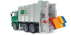 Sanitation Truck
