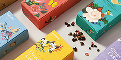 Tea Packaging Box