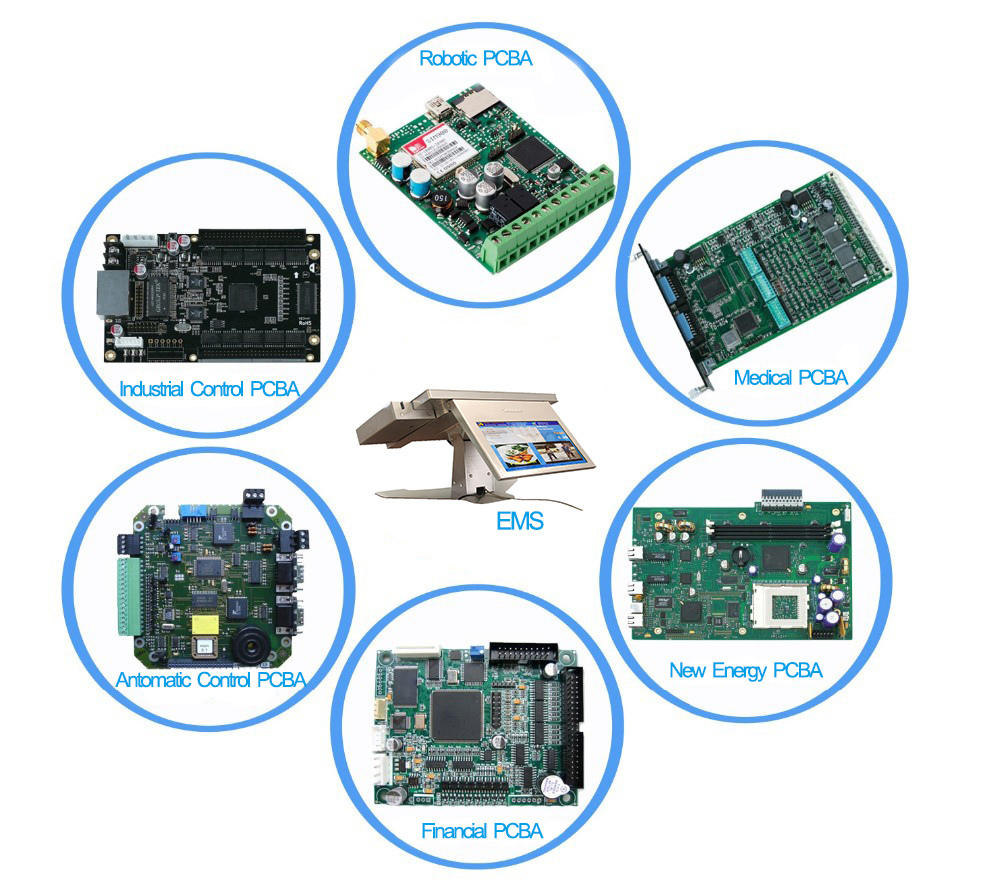 Hot Sale UL Certified PCB Assembly Products