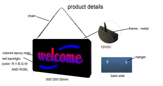 LED BAR SIGN (GN-LNS062)