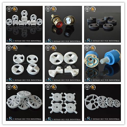 Industrial 92%Alumina Faucet Cartridge Ceramic Disc, Advanced Production Equipment