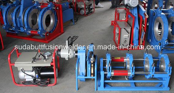 Sud160h HDPE Pipe Butt Fusion Welding Machine