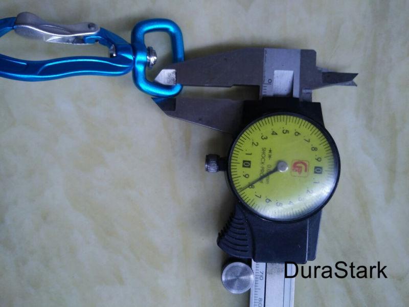 Aluminum Alloy Swivel Carabiner (DR-271)