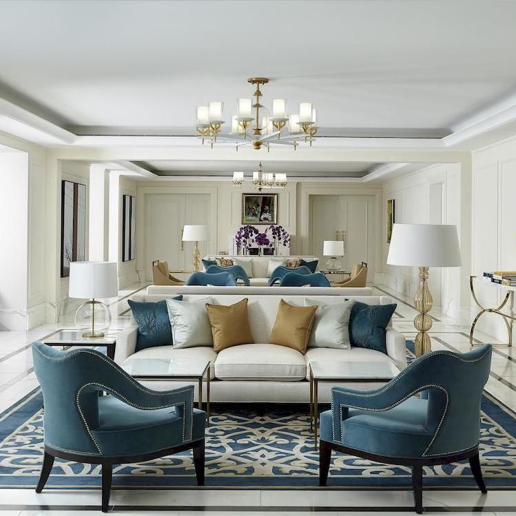 5 Star Hotel Quality Furniture Lounge Sofa Chair