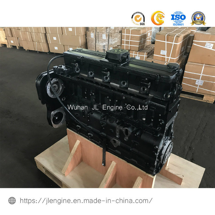 Qsl8.9L Diesel Engine Cylinder Long Block Auto Parts