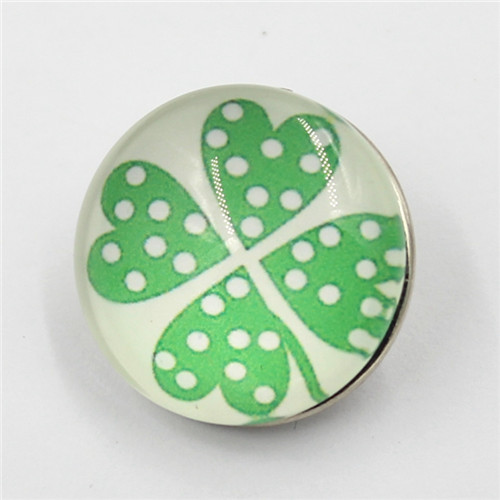 Hot Sell New Logo Design High Quality Stock Metal Button Snap Buttons