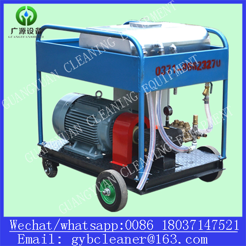 10000psi Water Jet Cleaning Machine