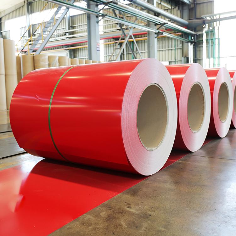 PPGL Galvanized Steel coil