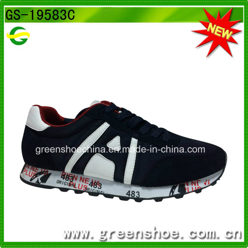 Wholesale Mens Sport Footwear Outdoor Jogger Running Shoes for Men