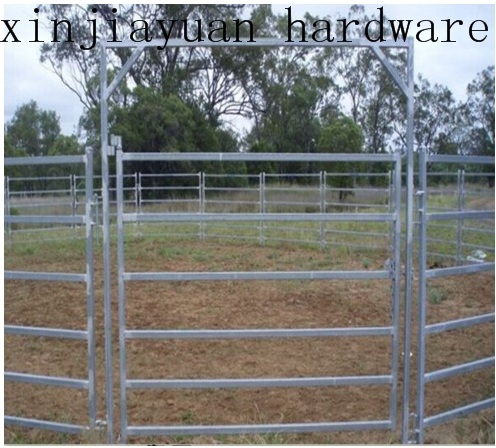 Galvanized Livestock Farm Fence Gate for Cattle Sheep or Horse