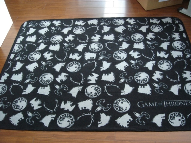 Coral Fleece Blanket (SSB0127)