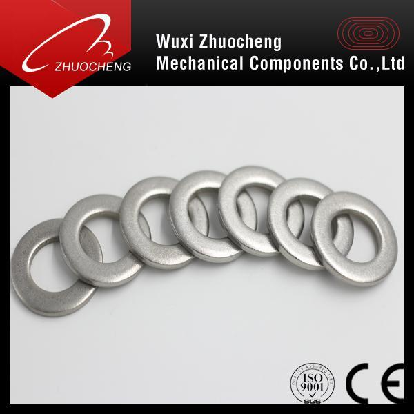Stainless Steel Flat Washer DIN125 with ISO 9001 Certification