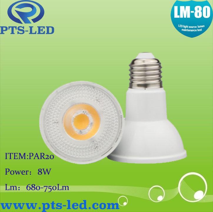 LED PAR20 8W