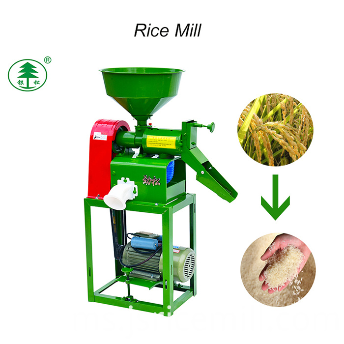 Satake Full Auto Price Of Mini Rice Mill Machine
