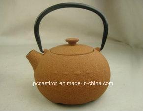 1.1L Cast Iron Teapot Supplier
