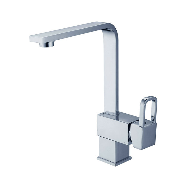 Bathroom Kitchen Faucets with Three Items