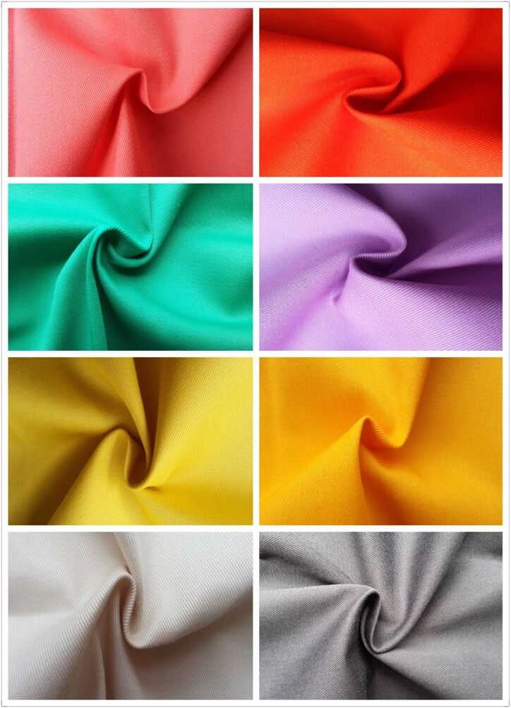80%Polyester 20%Cotton 16X12 108X56 Twill fabric