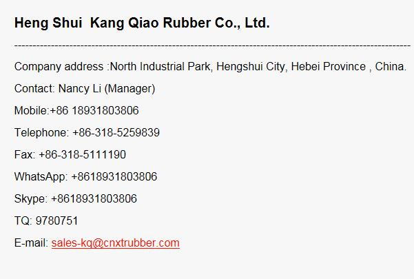 High Quality Industrial Rubber Sheet