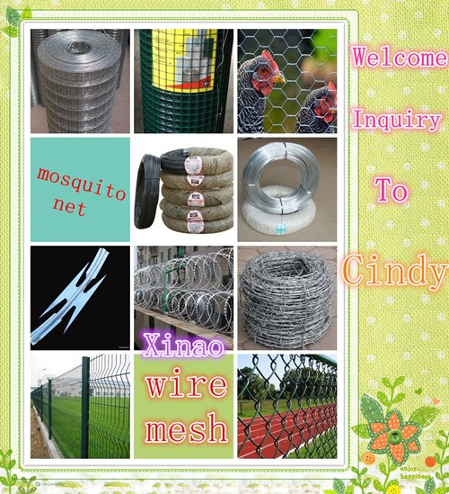 Many Colors Fence and Post Curved Fence and Post for Garden