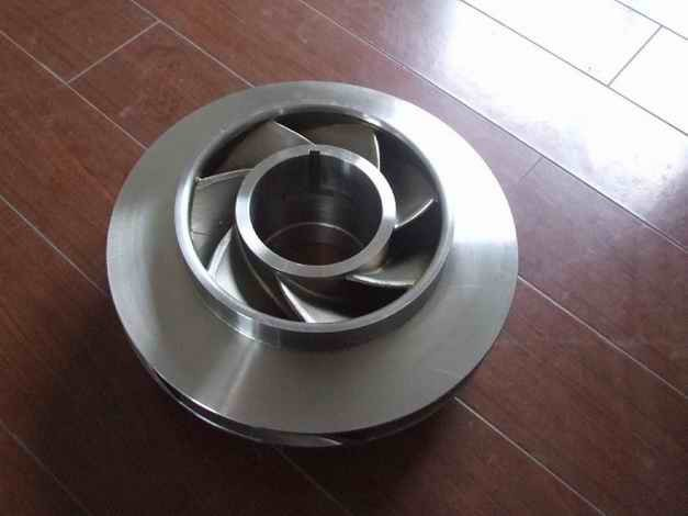 High Temperature Stainless Steel Die Casting