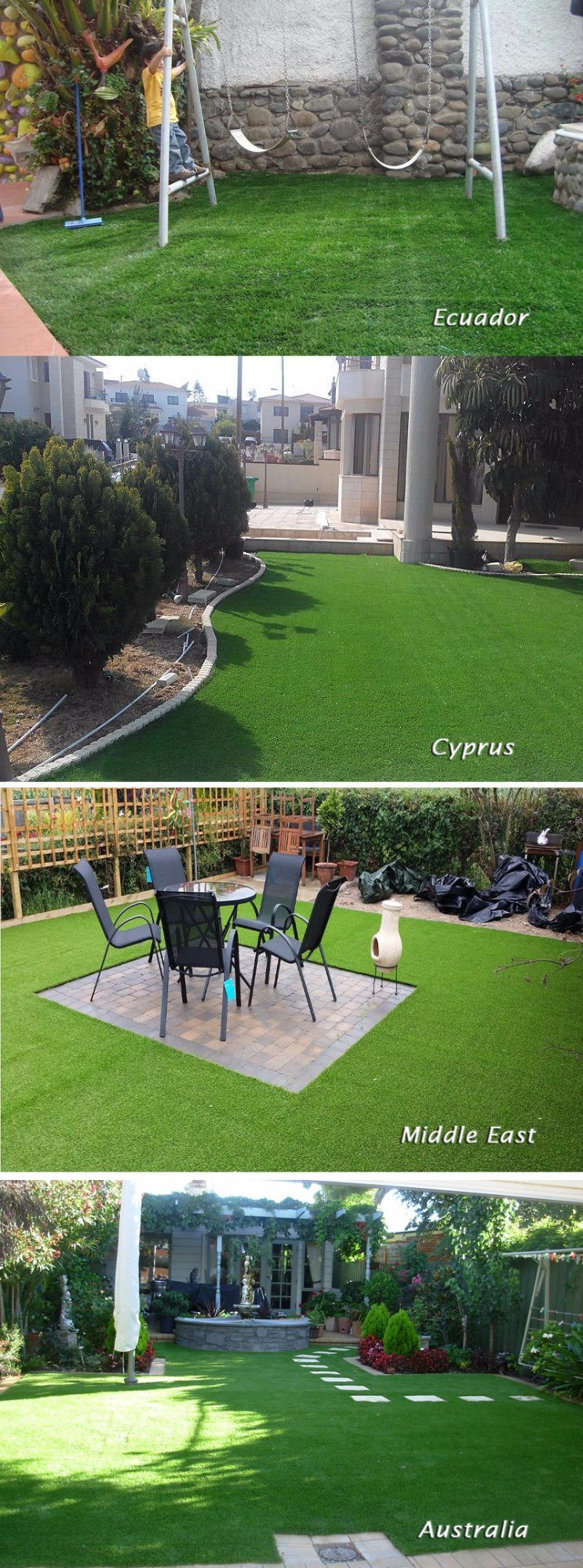 Perfect Garden Grass Fake Grass for Decoration, Residential