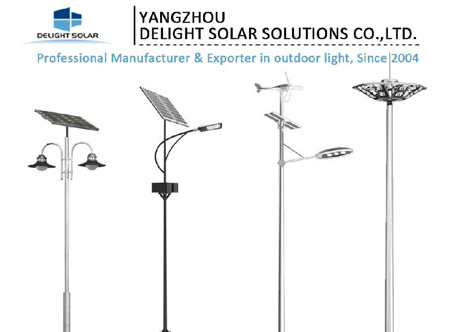 200W LED Flood Light Round Ring Pole High Mast