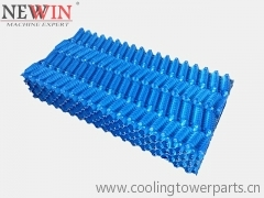 Counter Flow Cooling Tower Film Fil