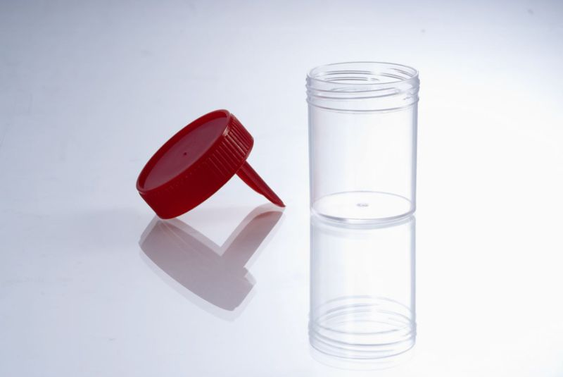 Stool Container 60ml for Medicalce/FDA/ISO13584approved