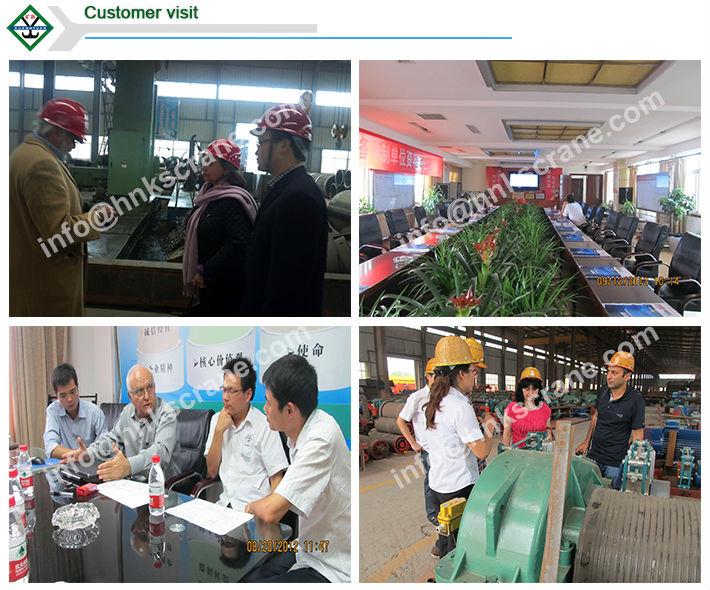 Henan Top Brand High Rise Work Platform