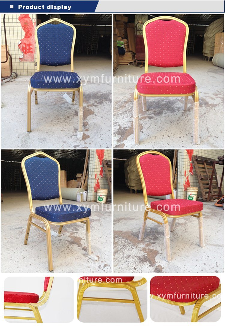 Modern Banquet Stackable Dining Room Chairs (XYM-G58)