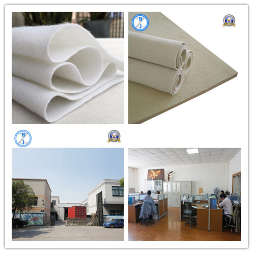 100%Polyester Flame Retardant Needle Punched Nonwoven