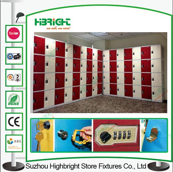ABS Staff Storage Plastic Lockers