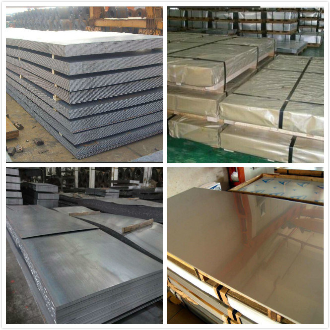 A572 Gr. 50 10mm Carbon Mild Steel Sheets for Shipping Building