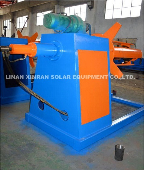 Metal Steel Corrugated Roofing Sheets Roll Forming Machine