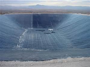 Fish Farm Pond Liner HDPE Geomembrane Film Making Machine