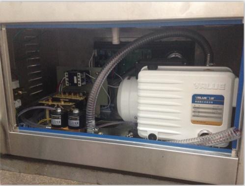 Plastic Bag Single Chamber Food Vacuum Machine