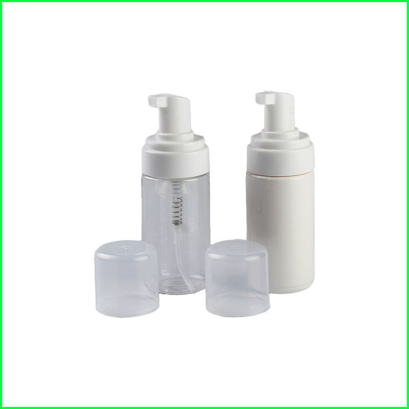 Plastic Foam Pump Bottle, Small Foam Pump Bottle, 40ml, 60ml (NB245)