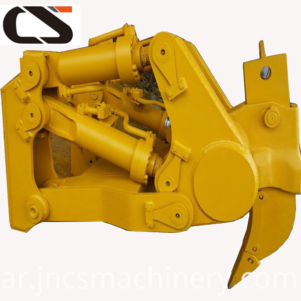 Crawler Dozer Bulldozer Nta855 320hp Single Shank Ripper