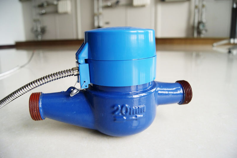Dry Type Multi Jet Water Meter Made in China