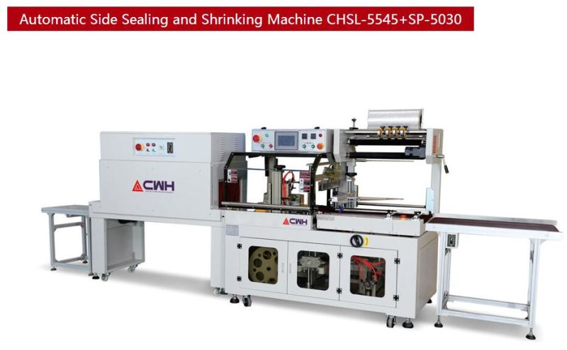 Automatic Book Sealing Machine Shrink Packing Machine