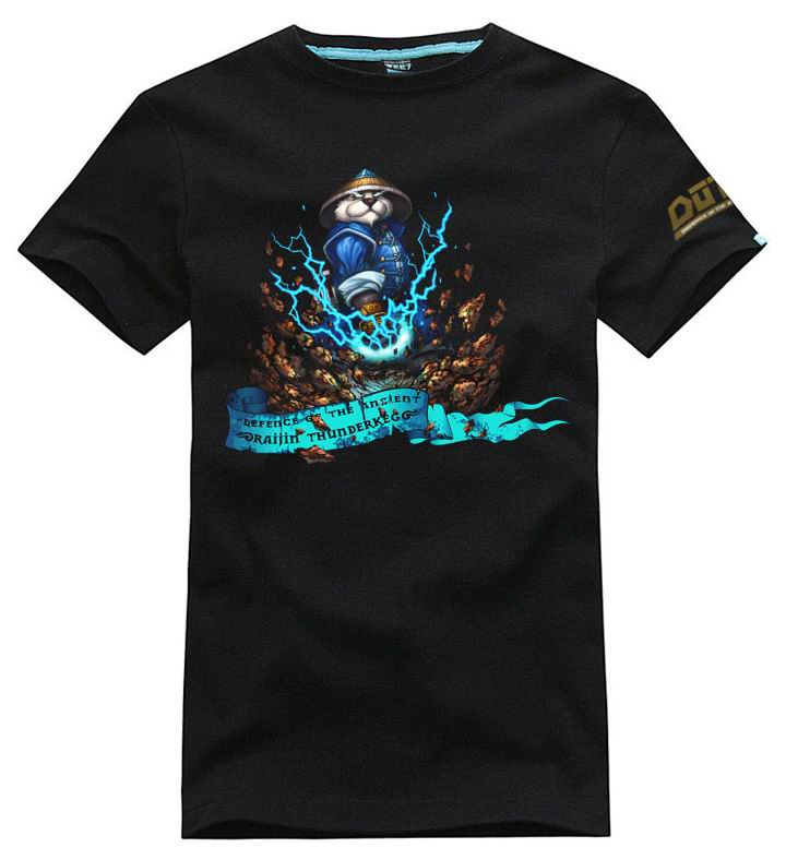 Hot Selling Good Quality Cotton Men's Printed T-Shirt