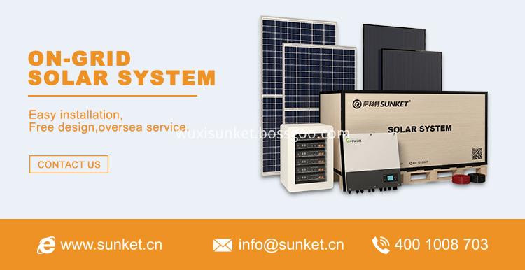166mm solar panels