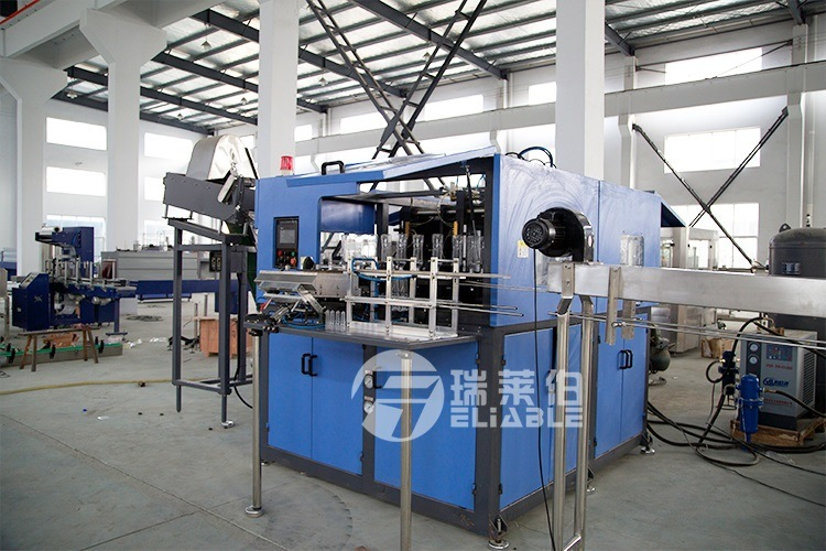 6000bph Automatic Water Bottle Blowing Machine