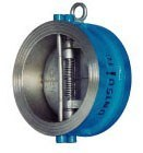Dual Plate Wafer Check Valve (H76)