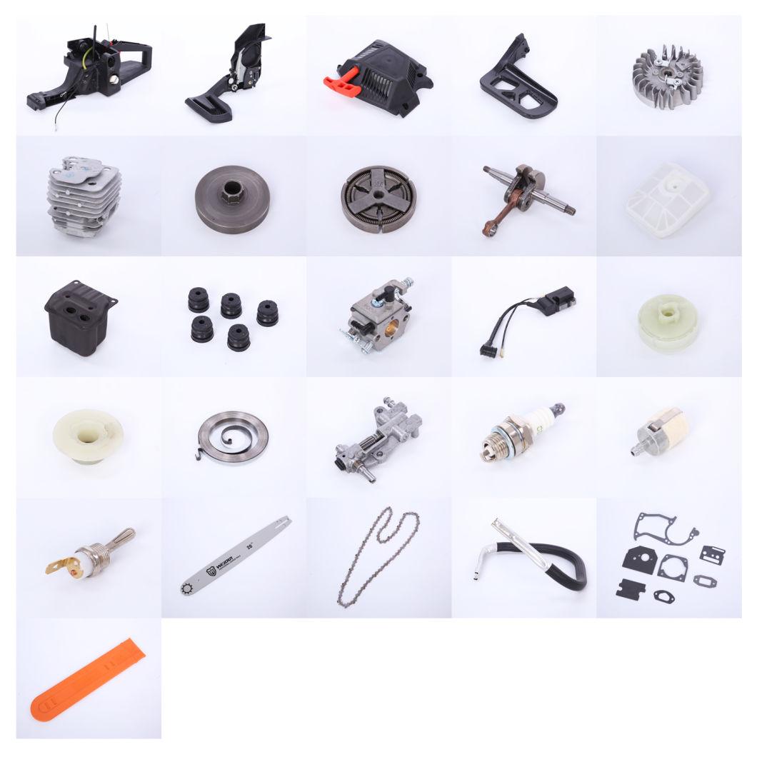 Gasoline Chain Saw Guide Bar Spare Parts