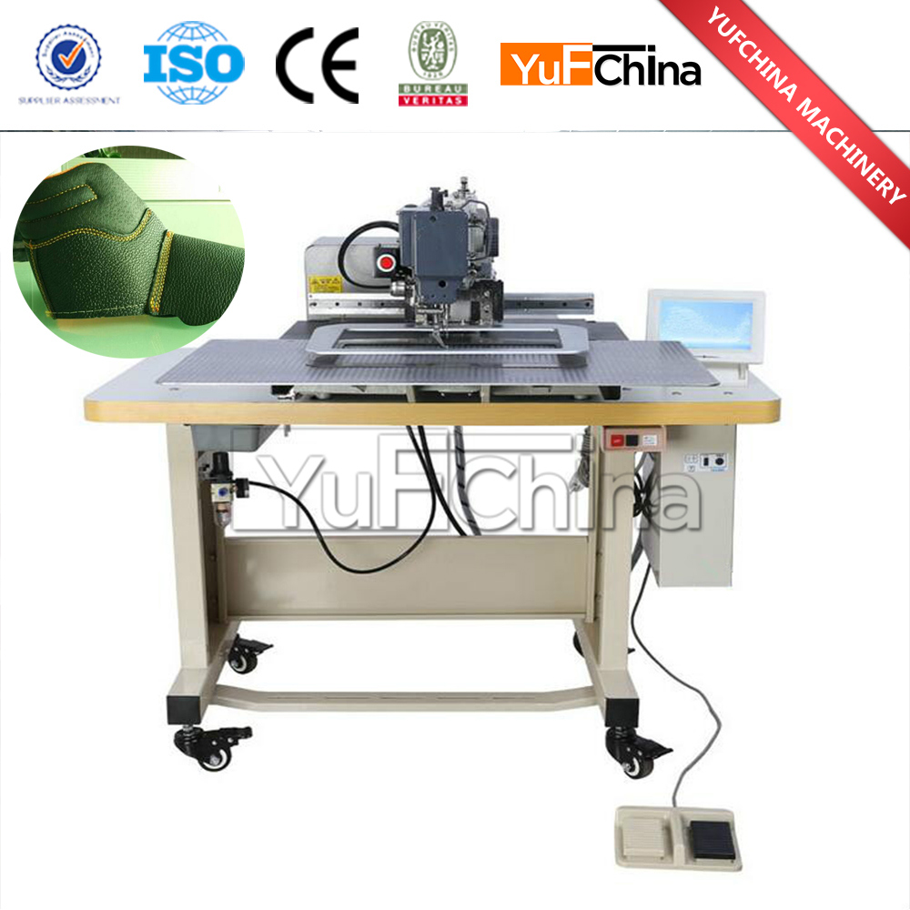 Hot Sale Industrial Leather/Fabric Sewing Machine Price
