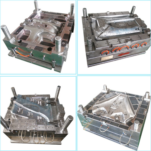 B Pillar Lwr Injection Mould/Plastic Mould/Auto Injection Mould