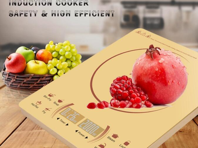 Kitchen Appliance Touch Control The New Design Induction Cooker