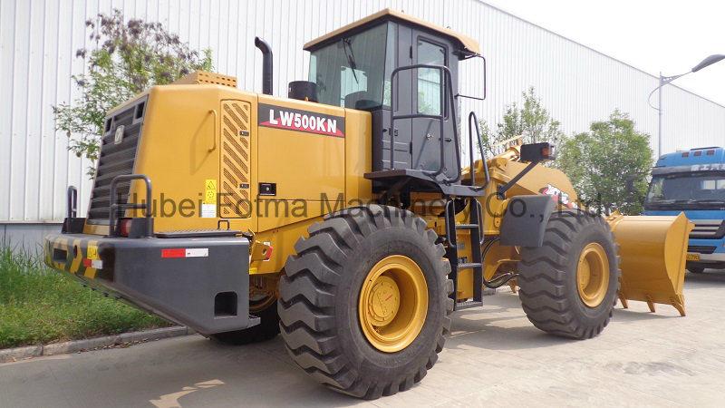 XCMG Lw500kn Diesel Wheel Loader