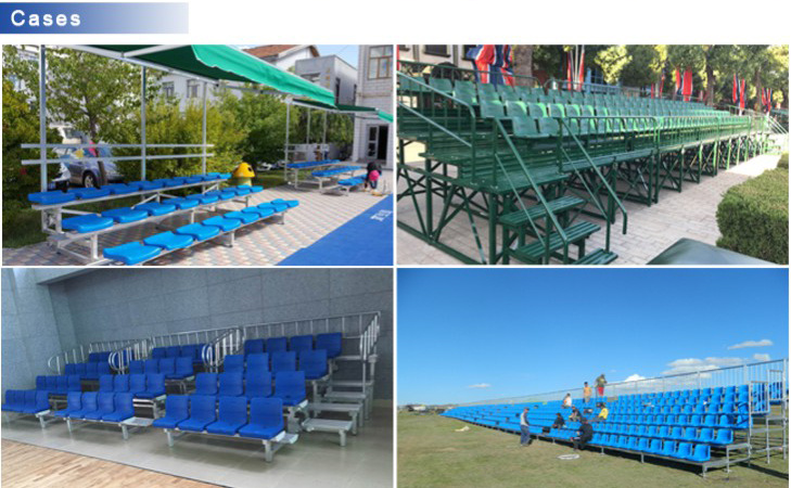 Outdoor Bleacher Chairs Sport Chairs Stadium Chairs